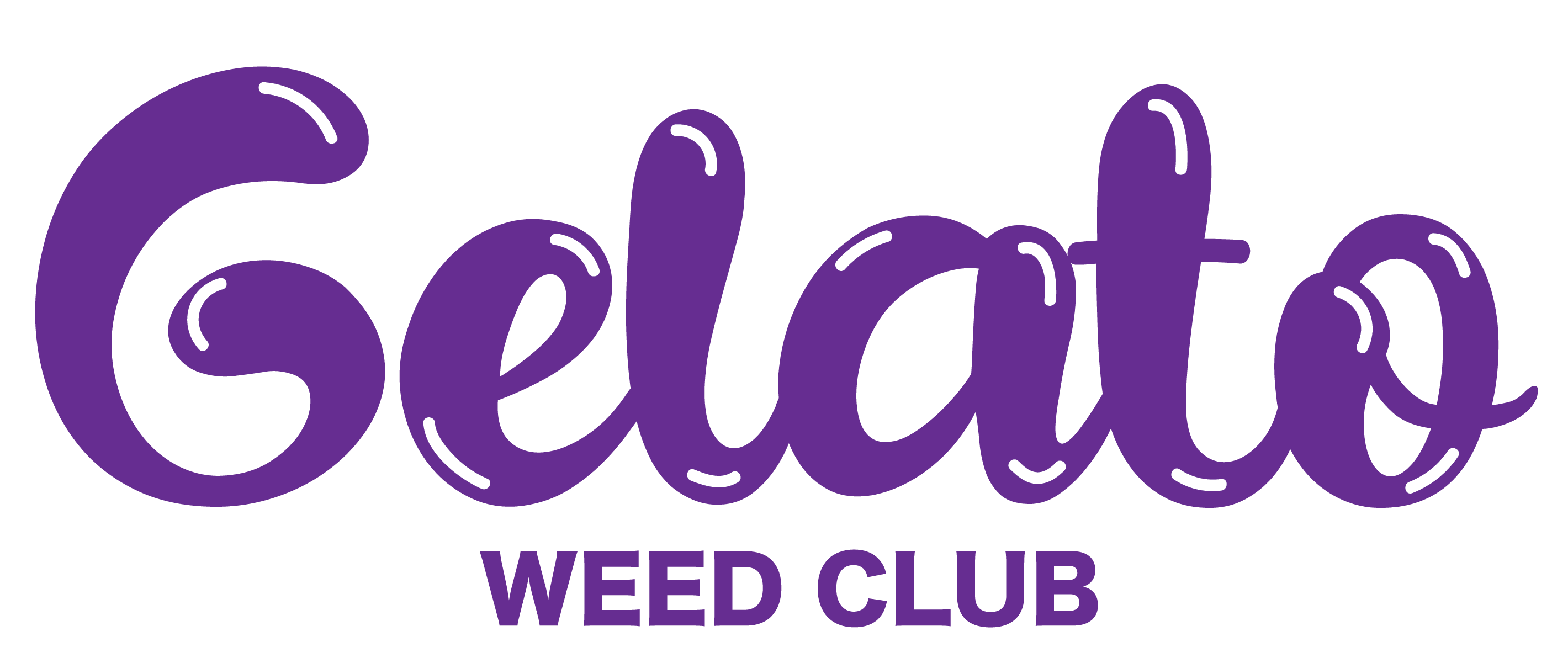 Gelato Weed Club Logo